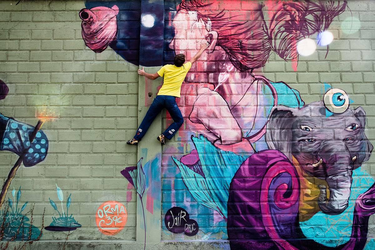 anteprima Street Art Boulder Contest 2019 #e3779 - 00