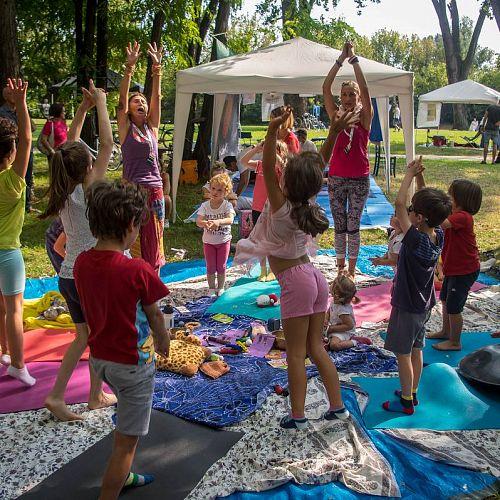 Yoga x Kids