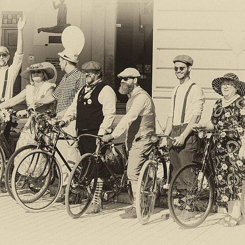 Ciclo Vintage Piave Heritage